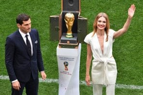 Mondiali Russia 2018, la custodia extralusso della Coppa