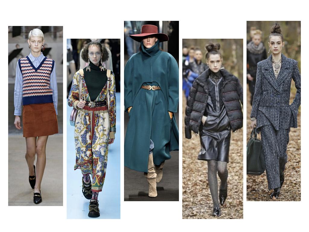 8 tendenze moda per l'autunnoinverno 20182019 Roba da Donne