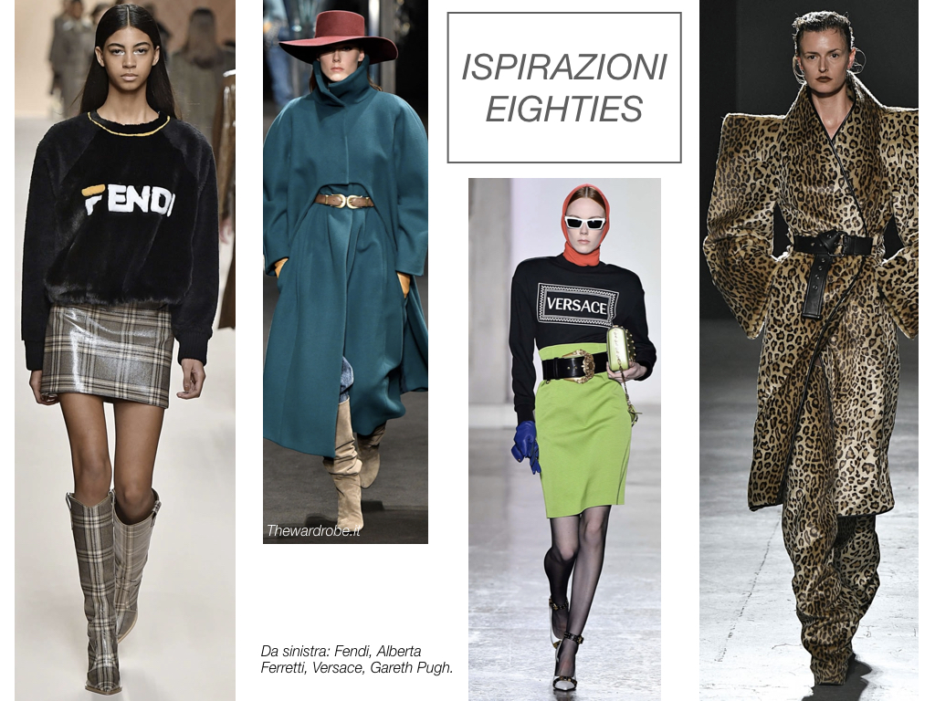 Tendenze Moda Autunno Inverno 2018 2019 The Wardrobe