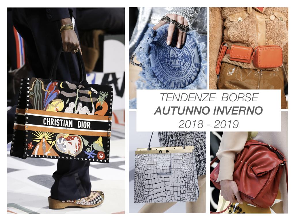 f7d9dc740b Tendenze Borse Autunno Inverno 2018 - 2019 | The Wardrobe