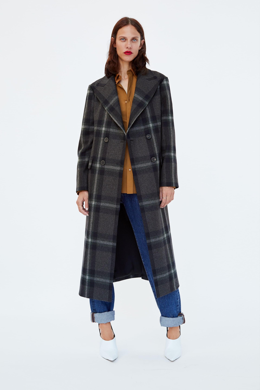cappotti donna 2018 Zara