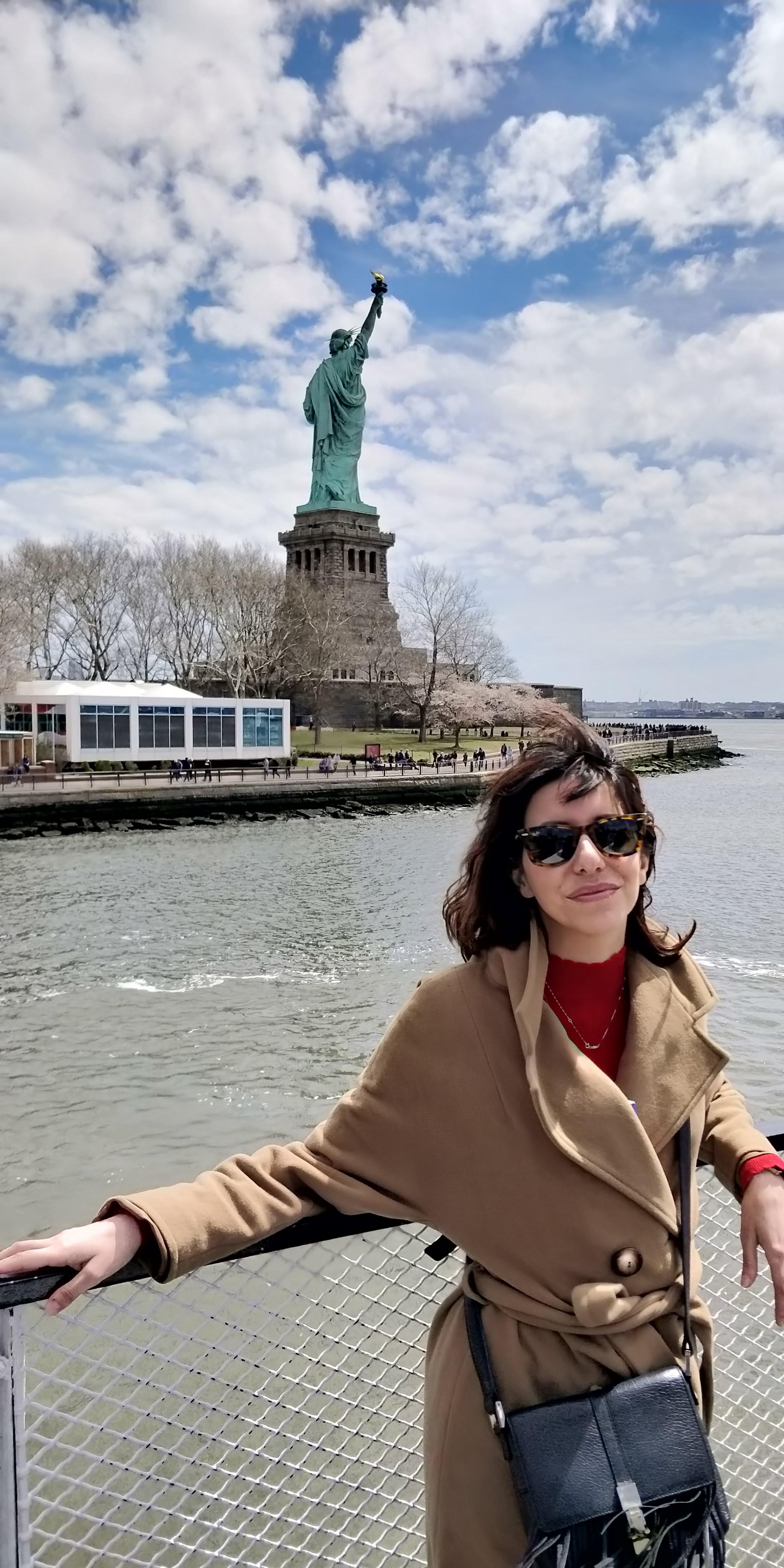 Simona Melani viaggio a new york consigli