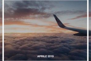Pronta a partire? – Aprile 2019