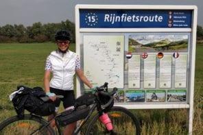 Viaggiare in bici: guida per principianti