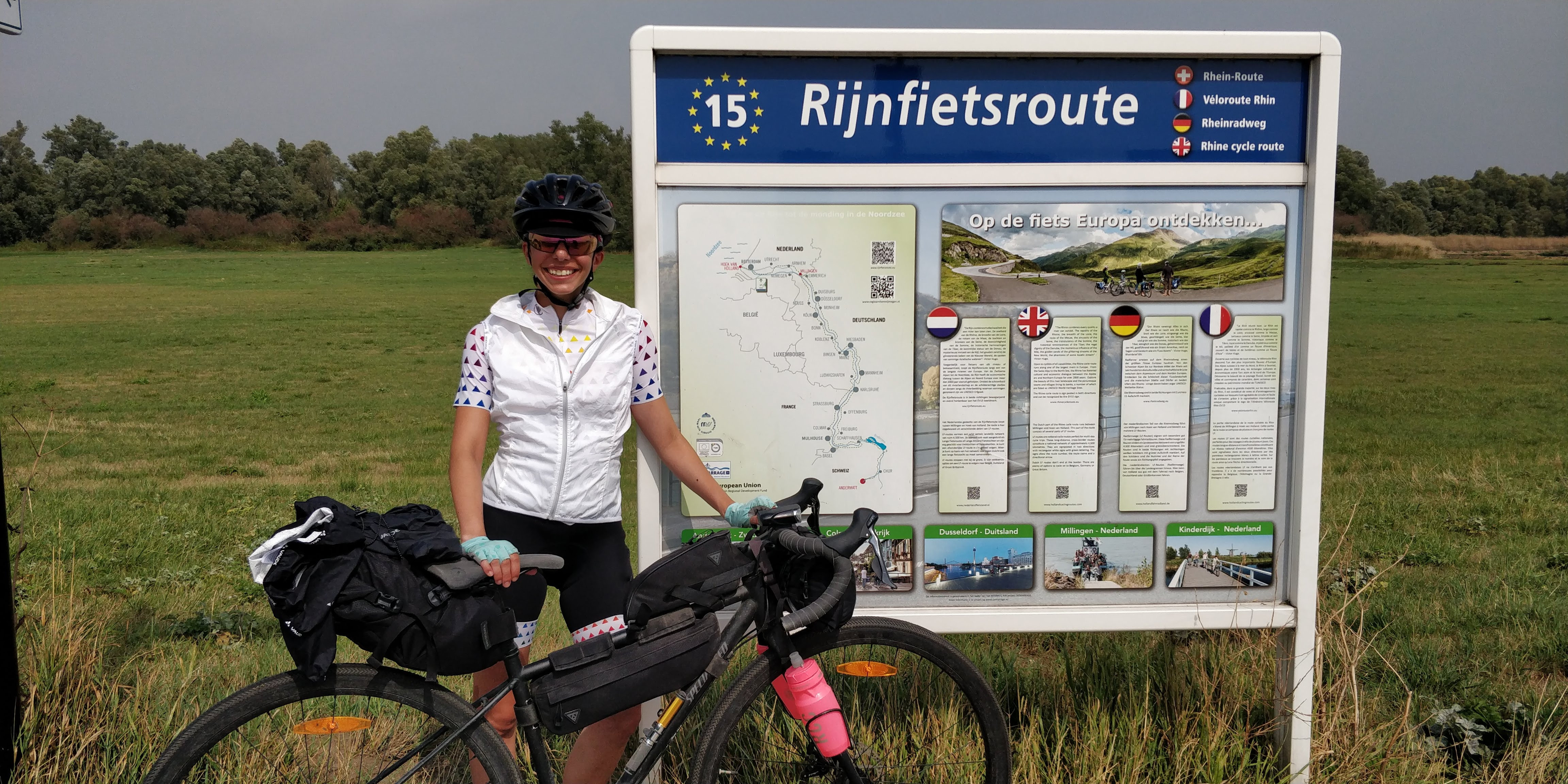 viaggiare in bici simona melani