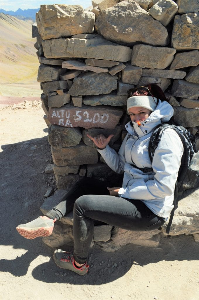 perù montagne