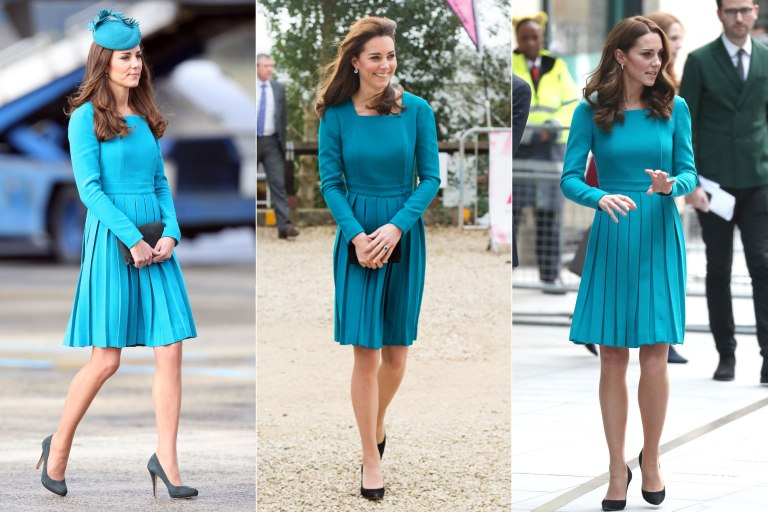 ABITI DA CERIMONIA kate middleton