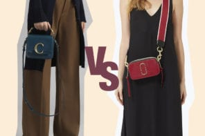 It bag primavera estate 2019: C bag Chloé e Snapshot Marc Jacobs