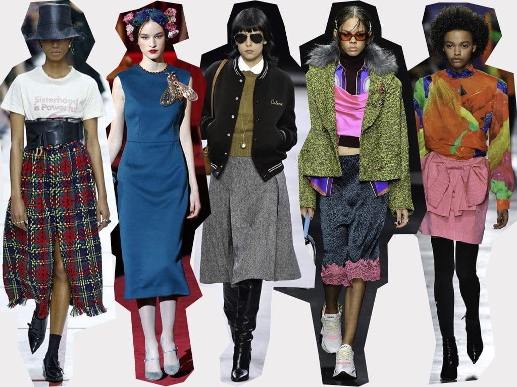 vendite all'ingrosso molte scelte di stili di moda Tendenze Moda Autunno Inverno 2019 / 2020 | The Wardrobe