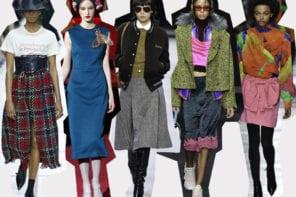 Tendenze Moda Autunno Inverno 2019 / 2020